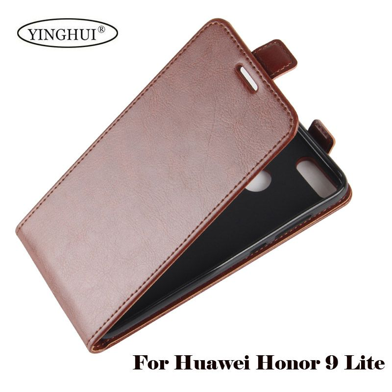 For Huawei Honor 8 9 Lite 8C Case PU Flip Cover Vertical For Honor 7A Russian Y5 II Y9 2018 Nova 2S 3 4 For Honor 6A 6X 7X 8X