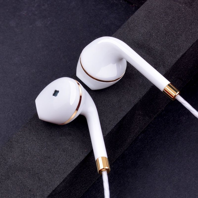 Neue in-ohr kopfhörer für apple iphone 5 s 6 s 5 xiaomi bass ohrhörer-headset Stereo Kopfhörer Für Apple Earpod Samsung sony hörer