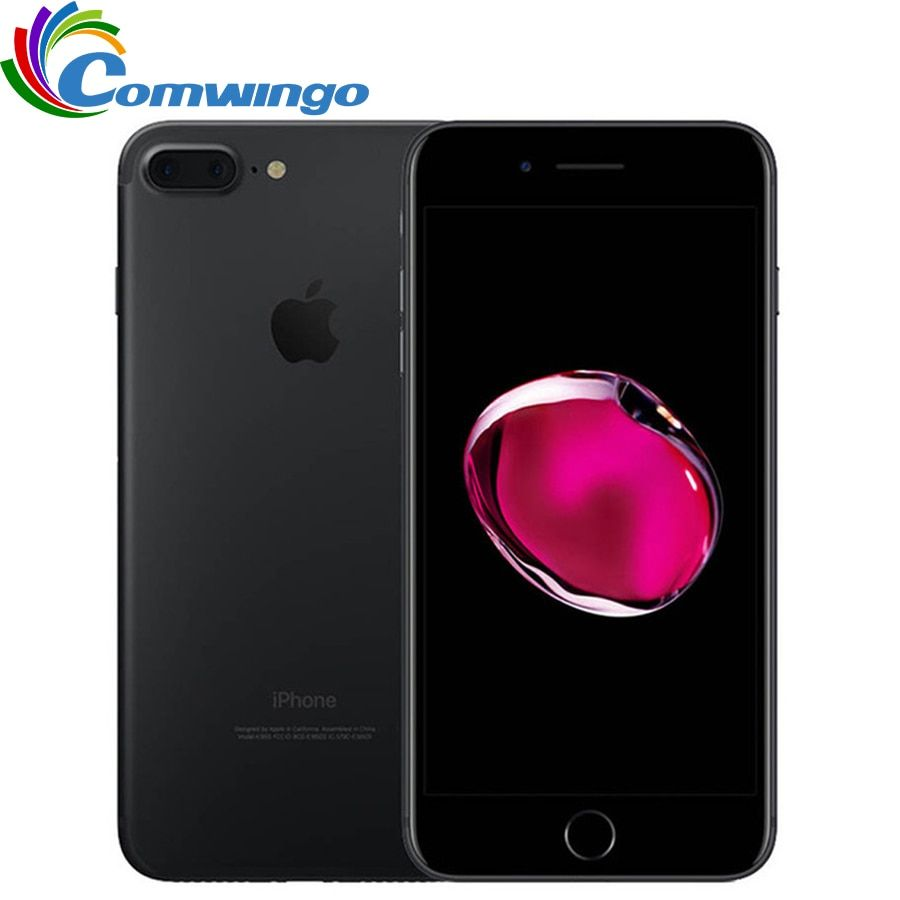Apple iPhone 7 Plus 3GB RAM 32/128GB/256GB ROM IOS 10 Cell Phone 12.0MP Camera Quad-Core Fingerprint 12MP 2910mA iPhone7 Plus