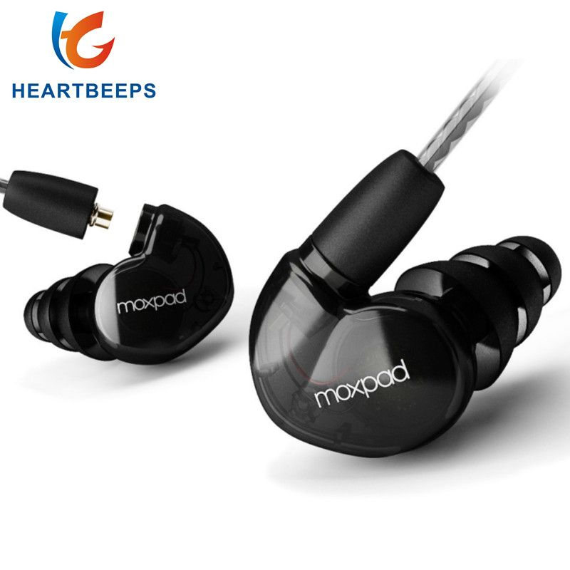 Original Moxpad X6 In-ear sport Earphones with Mic for Huawei ZTE ,Mobile Cell Phones,Replacement Cable+Noise Isolating headset