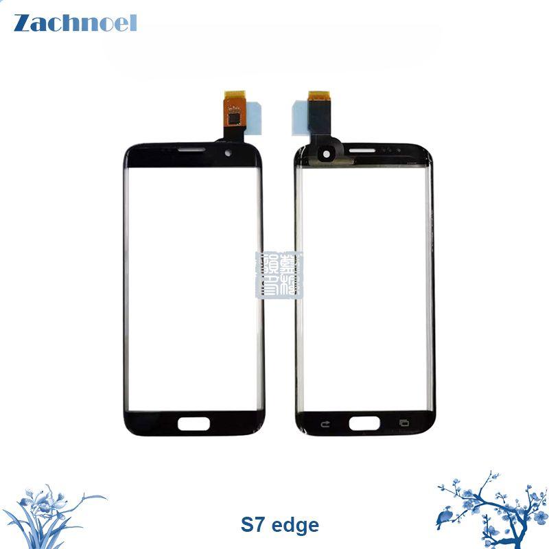 Touch Screen für Samsung Galaxy S7 rand G935 G935F G935FD Digitizer Panel Sensor Objektiv Glas 5,5 zoll Ersatz Teile
