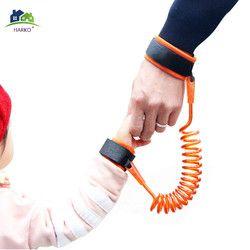 1,5 m/2 m/2,5 m niños niño seguridad perdido Anti muñeca enlace arnés niño muñeca cinturón riendas
