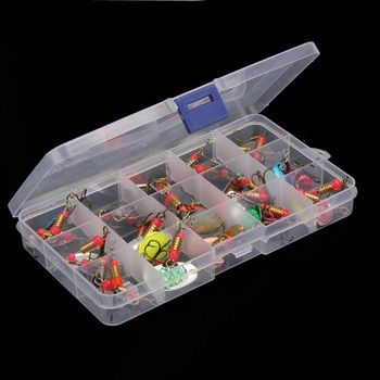 30pcs Assorted Fishing Lures Sheet Life-like Swimming Trout Spoon Metal Fishing Lures Spinner Baits Bass Tackle
