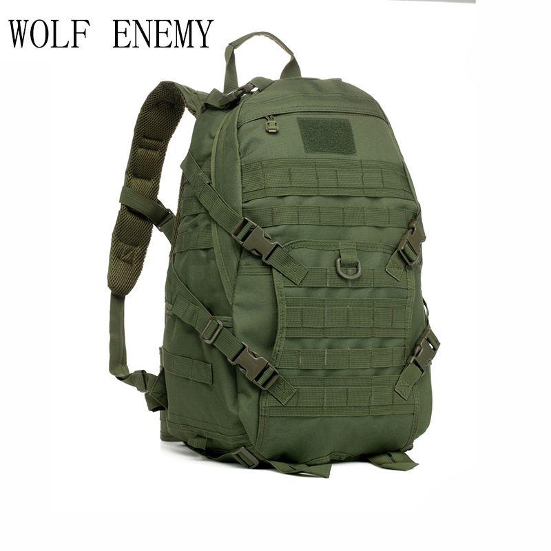 Taktische Militärrucksack Molle Camouflage Umhängetasche Camp Reise Jagd Taschen
