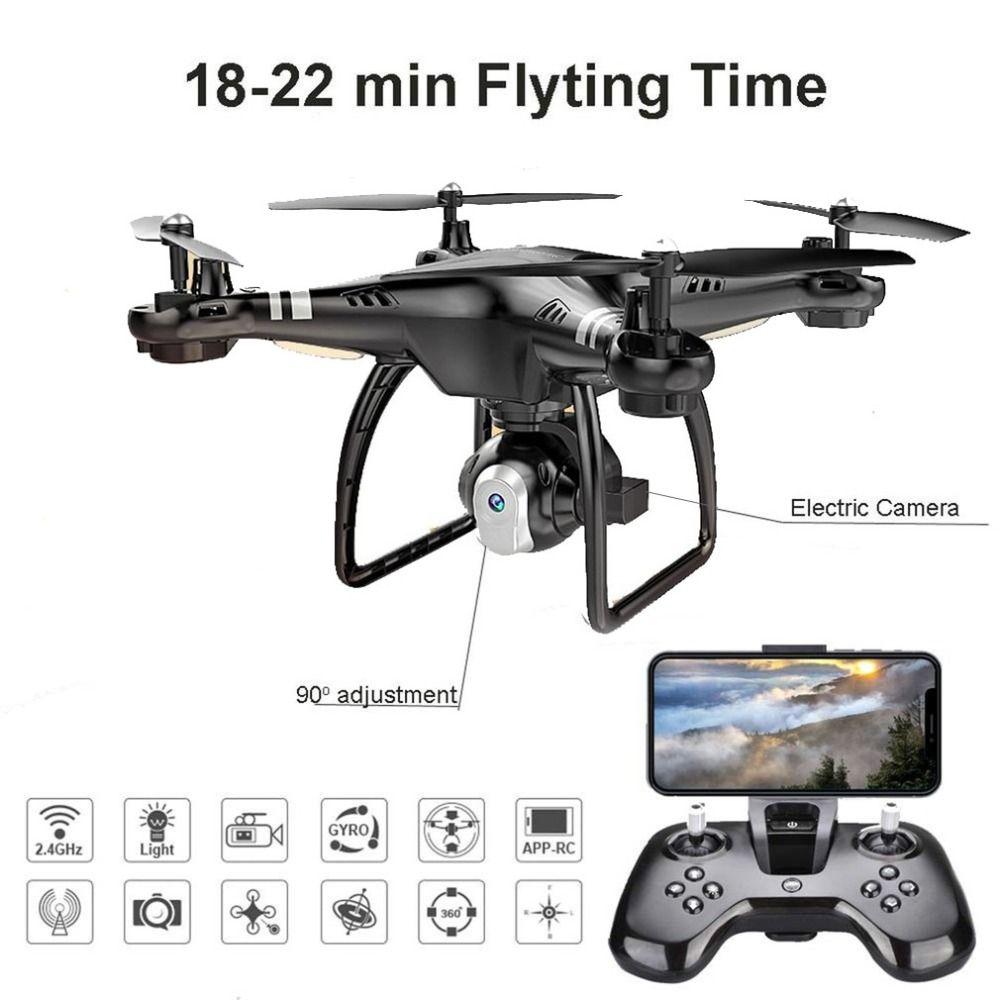X8 RC Drone mit HD 3MP Kamera Höhe Halten One Key Rückkehr/Landung/Nehmen Off Headless Modus 2,4g RC Quadcopter Drone Dropshipping