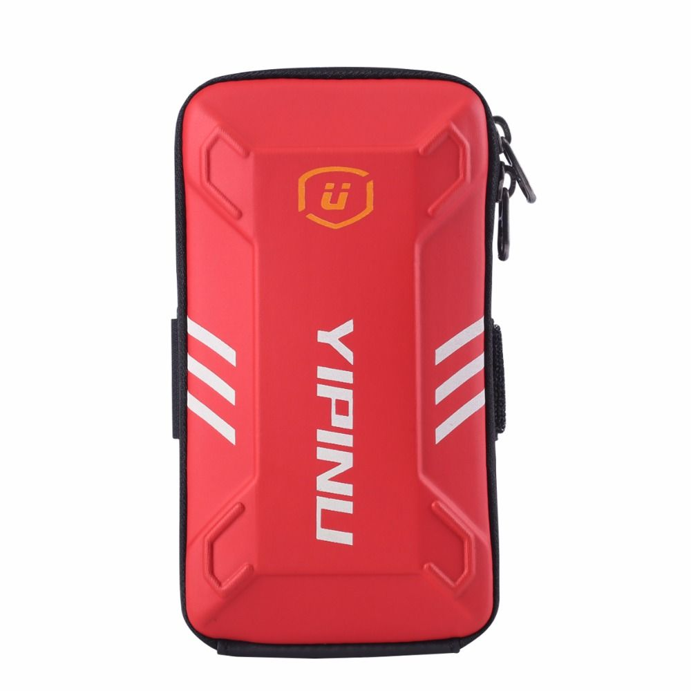 YIPINU handset arm pack winter skiing equipment outdoor running handbag and European and American sports arm and wrist bag