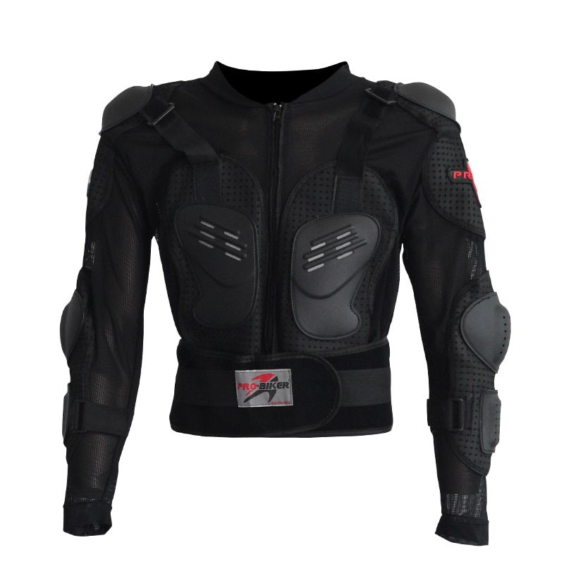 XXS-XL Pro-biker child Woman's Motorcycle Full body Armor Protective Racing Jackets,Motocross Racing Riding Protection Jacket