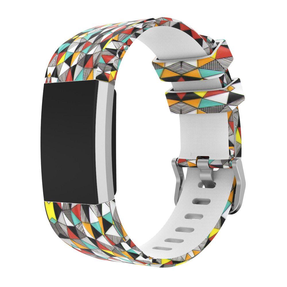 Ouhaobin Smart Uhrenarmbänder Sport Soft Silikon Band Ersatz Armband Handschlaufe Für Fitbit Ladung 2 Dec29
