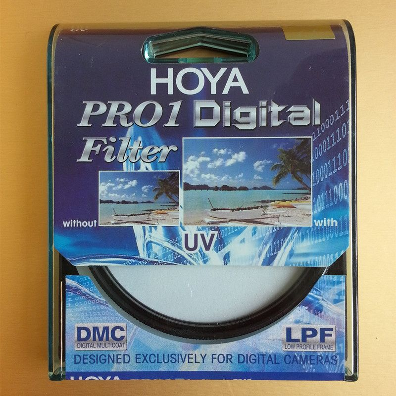HOYA PRO1 Digital UV Filter 49 52 55 58 62 67 72 77 82 mm Low Profile Frame Pro 1 DMC UV(O) Multicoat For Camera Lens