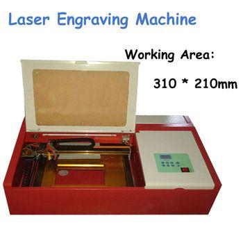 Graver Machine pour le Verre, Jade, cristal Joint Photosensible Machine Ordinateur Laser Machine De Gravure DD86