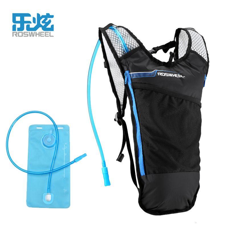 Roswheel 2L Wasser Taschen Ultraleicht Trink Camelback Outdoor-Sport Radfahren Rucksack Reise Mochilas Blase Bike Bag Ciclismo