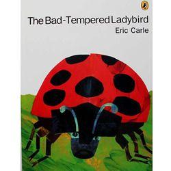 Pendidikan Bahasa Inggris yang Buruk-Tempered Ladybird Oleh Eric Carle Gambar Kartu Belajar Buku Buku Cerita Untuk Bayi Anak Anak hadiah