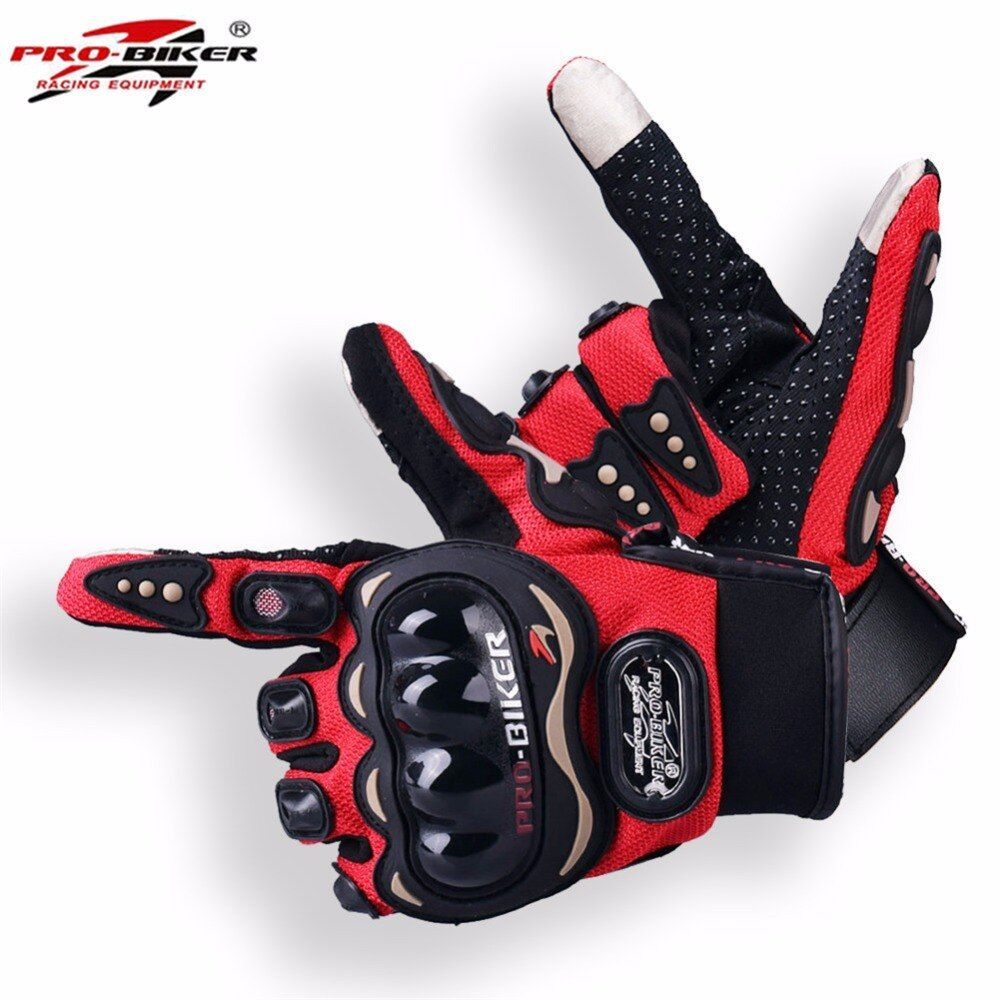 Touch Screen Motorcycle Gloves Guantes Moto Luvas Eldiven Handschoenen Luvas da Motocicleta Bike Glove