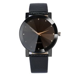 Men Luxury Brand Quartz Watches Casual Simple Quartz Clock for Women men Leather Strap Wrist Watch relogio masculino Feminino