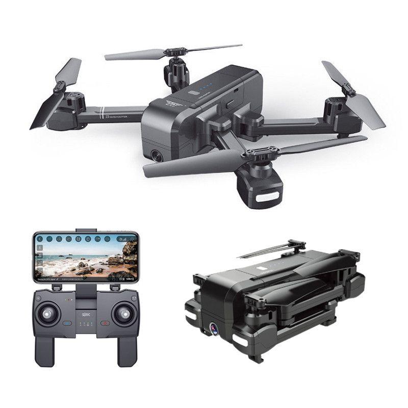 Quadcopter GPS Eelfie RC Drone Mit WIFI FPV 720 p/1080 p Kamera Gefaltet Hubschrauber Einstellbare Kamera Eders VS XS812 B5W CG033 Eders