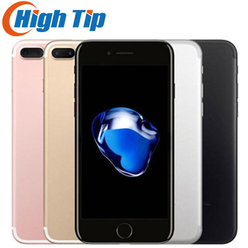 Original Apple iPhone 7 Plus LTE Entsperrt handy 5,5 ''12.0MP 3g RAM 32g/128g /256g ROM Quad Core Fingerprint handy