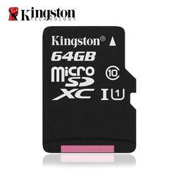 Kingston Class 10 TF 8 ГБ 16 ГБ 32 ГБ 64 ГБ 128 ГБ карты памяти SDHC SDXC микро SD карты 16 г 32 г 64 г 128 г MicroSD MicroSDHC uhs-i