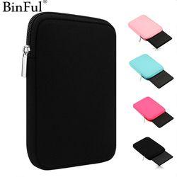BinFul Weiche Tablet Liner Sleeve Pouch Tasche für iPad Mini 1/2/3/4 Air 1/2 Abdeckung fall für iPad Pro 9,7 Neue iPad 9,7 für Kindle 6