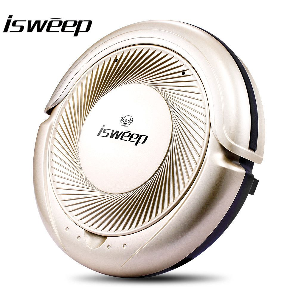 JIAWEISHI Intelligent Robot Vacuum Cleaner Suction Dry and Wet Mopping