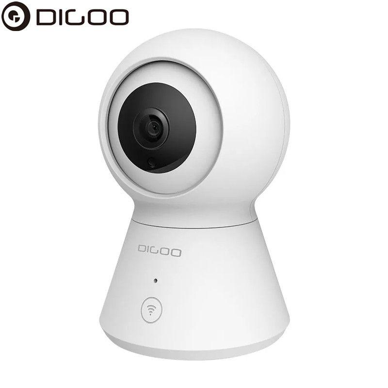 DIGOO DG-K2 1080P Smart Home Security IP Camera Security Camera with Motion Sensor Compatible with Smart Life Tuya APP Alexa