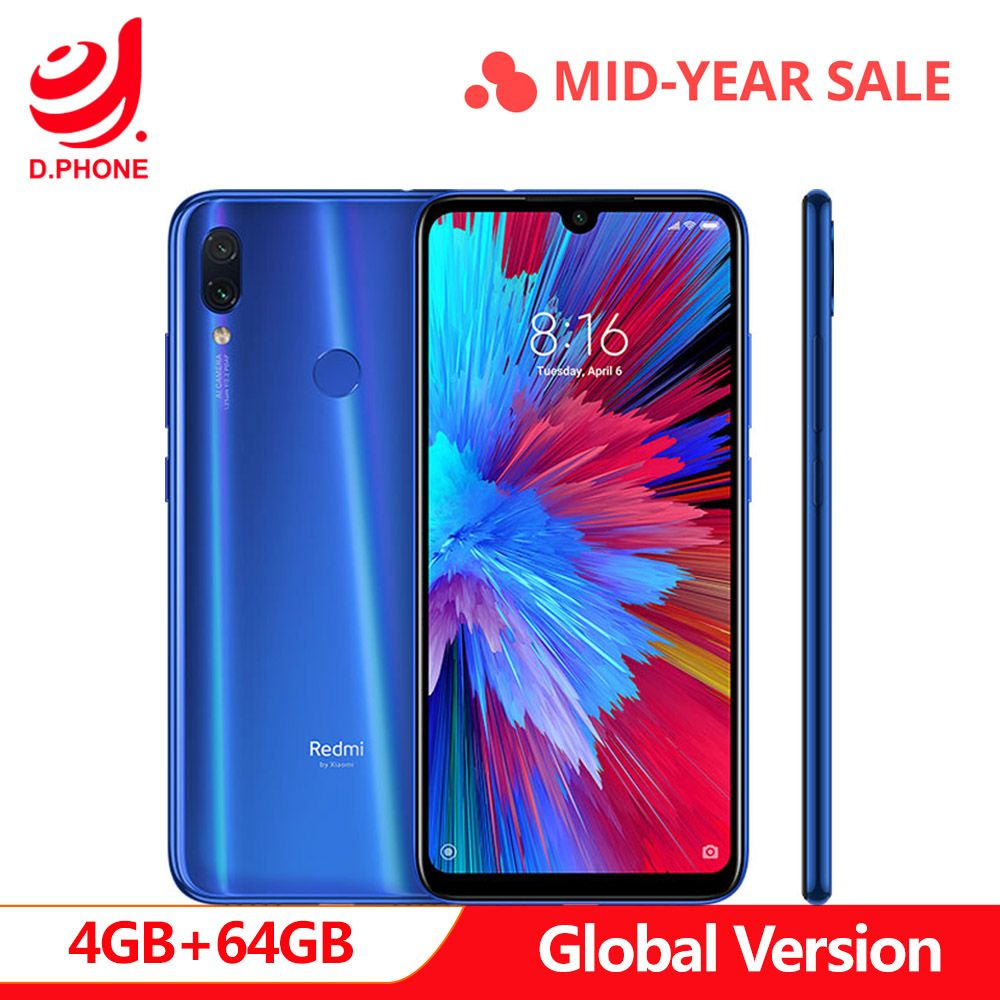 In Stock Global Version Xiaomi Redmi Note 7 6.3