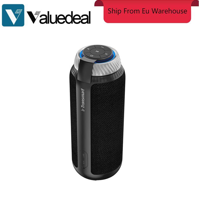 Tronsmart Element T6 Bluetooth 4.1 Wireless Soundbar Audio Receiver Mini Speakers USB AUX for Music MP3 Player