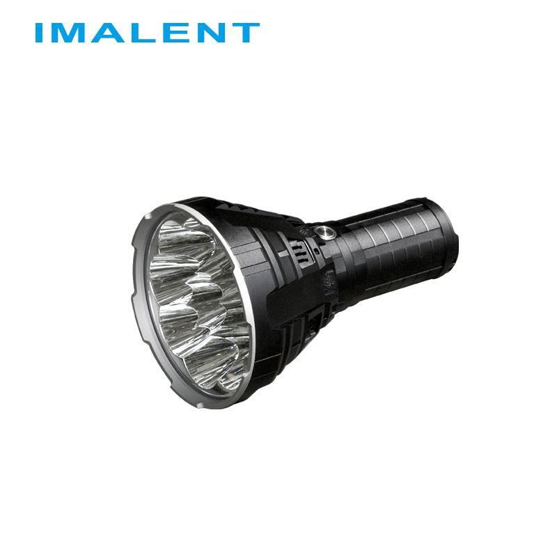 2019 IMALENT R90C LED Taschenlampe CREE XHP35 HALLO Hight Lumen Wasserdicht Flash lichter mit Batterie für Im Freien Such Licht