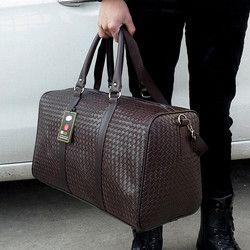 للماء حقيبة السفر قدرة كبيرة الرجال اليد الأمتعة السفر حقائب قماش حقيبة يد جلدية متعددة الوظائف حقيبة كتف Bolsos Weeke