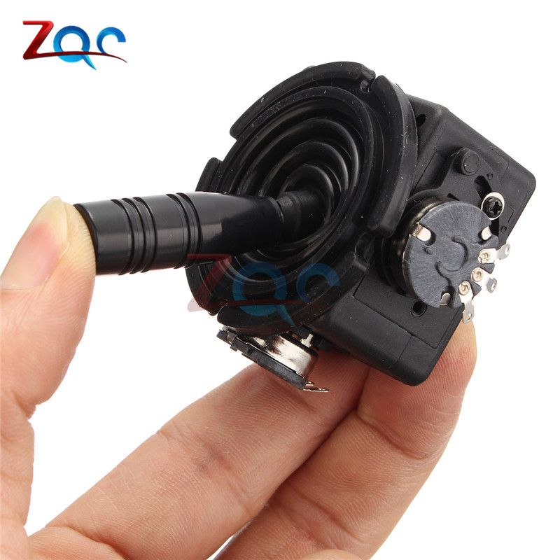 Electric Joystick potentiometer JH-D202X-R2/R4 10K 2D Monitor Keyboard ball controller For Photographic film accessories Tool
