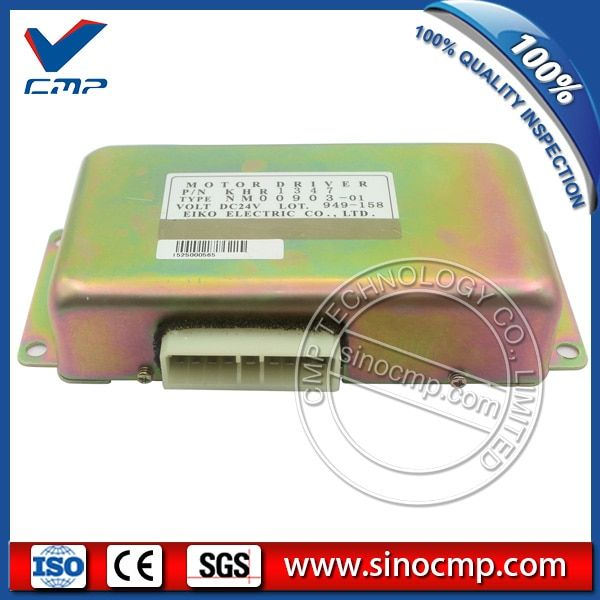 driver panel controller KHR1347 KHR-1347 for sumitomo SH280-2 SH280-1 excavator