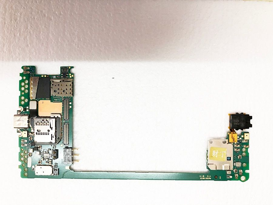 Original Unlocked Working For Nokia Lumia 950 XL Motherboard RM-1085 one sincard Test 100% Free Shipping