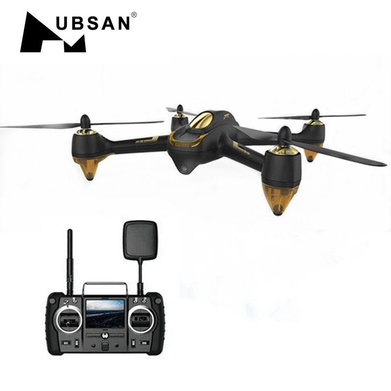 Ursprüngliche Hubsan H501S H501SS X4 5,8G FPV Brushless Mit 1080 P HD Kamera GPS RC Quadcopter RTF Modus-schalter Mit Fernbedienung Control