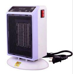 220 Tension mini PTC ventilateur de chauffage en céramique pour étudiant 500 W/1000 W deuxième vitesse avec 360 degrés anti est tombé commutateur 19.2cX17X12.5cm