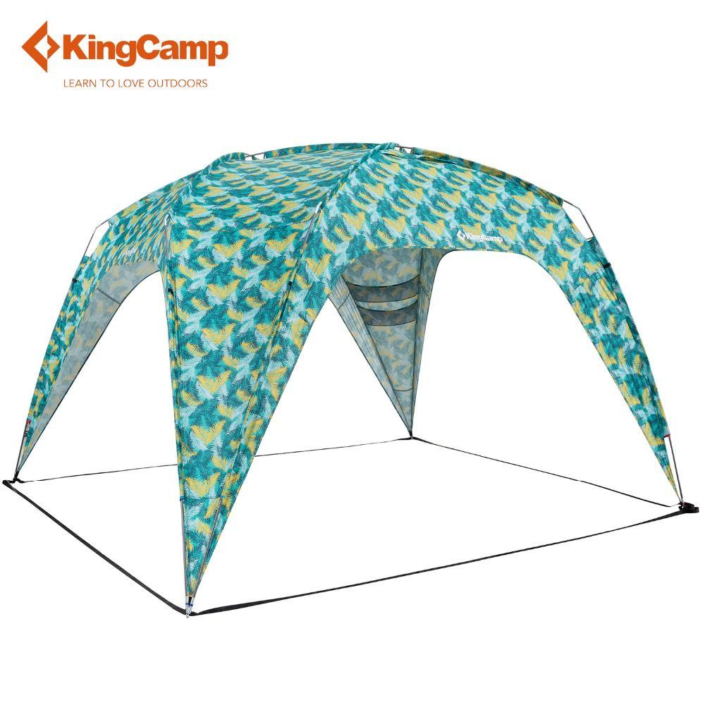 KingCamp tienda de Campaña Al Aire Libre tienda de Campaña Cubierta para Wedding Party Dom Coche Refugio Gazebo Patio para Picnic Senderismo Trekking
