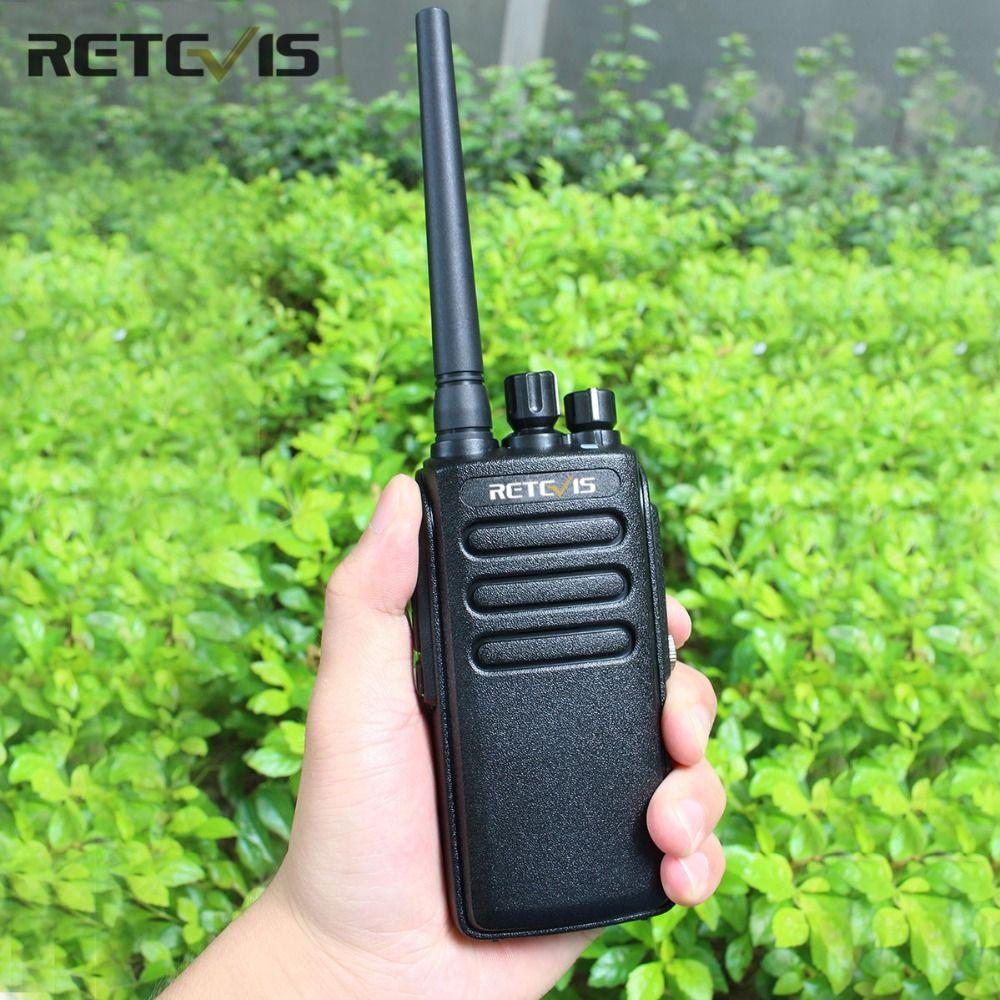 10W Retevis RT81 DMR Walkie Talkie Digital/Analog IP67 Waterproof 32CH UHF 400-470Mhz VOX Portable Two Way Radio A9119A