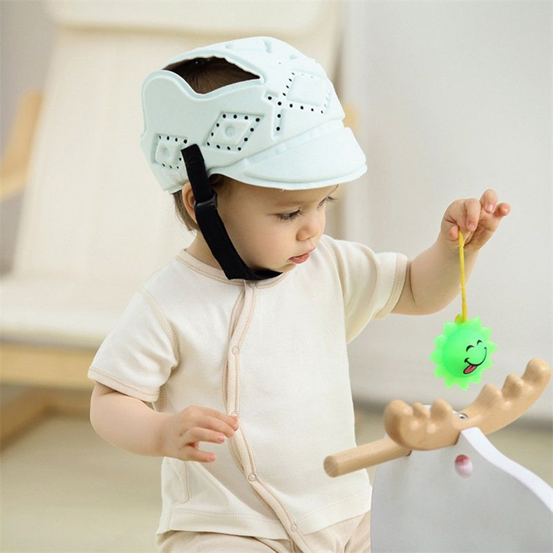 Niños bebé casco protector protección suave Seguridad protección del niño para caminando niños Niños antichoque Corner Guard cap