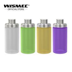[Official Store] Asli Wismec Luxotic BF Kotak Rokok Botol Squonk Botol 6.8 Ml/7.5 Ml untuk Wismec Luxotic BF Kotak Kit 5 Warna