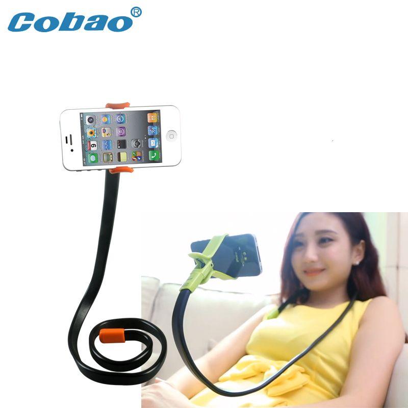 Conception drôle paresseux téléphone portable Smartphone support de bureau support support téléphone accessoires pièces