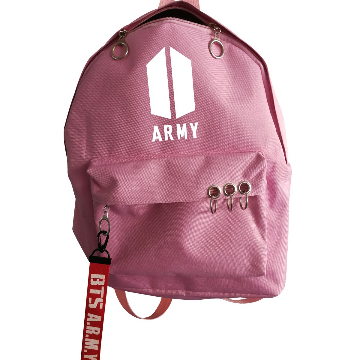 Kpop home BTS Bulletproof backpack wanna one got7 bag backpack around the same paragraph