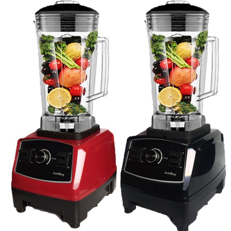 EU/Us-stecker G5200 BPA FREI 3HP 2200 watt Kommerziellen Mixer Mixer Entsafter Power Küchenmaschine Smoothie Bar Obst elektrische Mixer