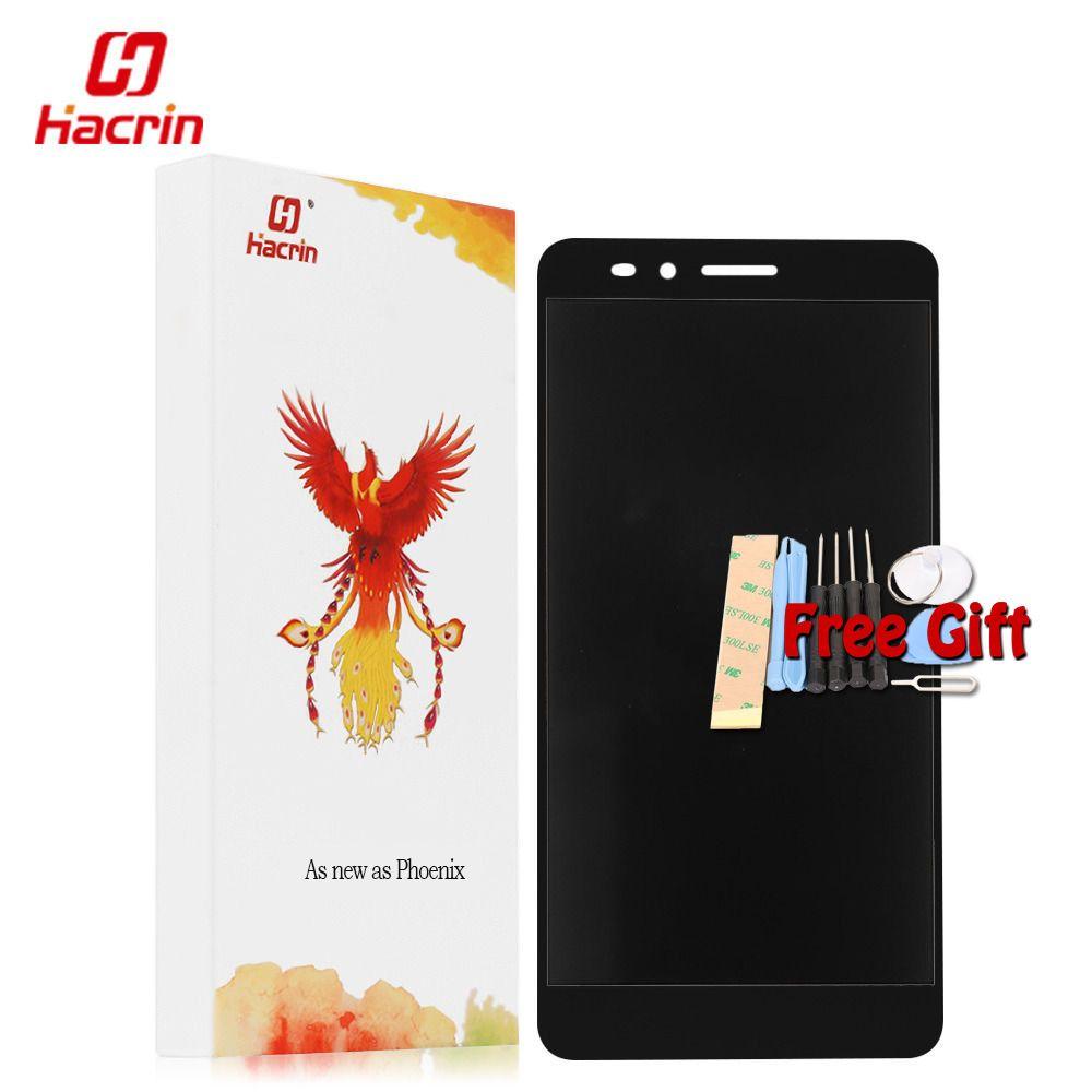 Pour Huawei Honor 5X Écran lcd + Écran Tactile + Outils FHD 100% Nouveau Digitizer Assemblée Remplacement Pour Huawei GR5 5.5 pouces