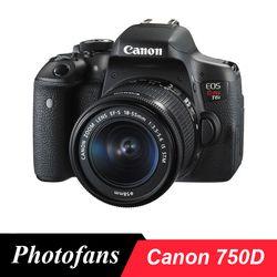 Canon 750D/Rebel T6i cámara DSLR-24.2 MP-3.0