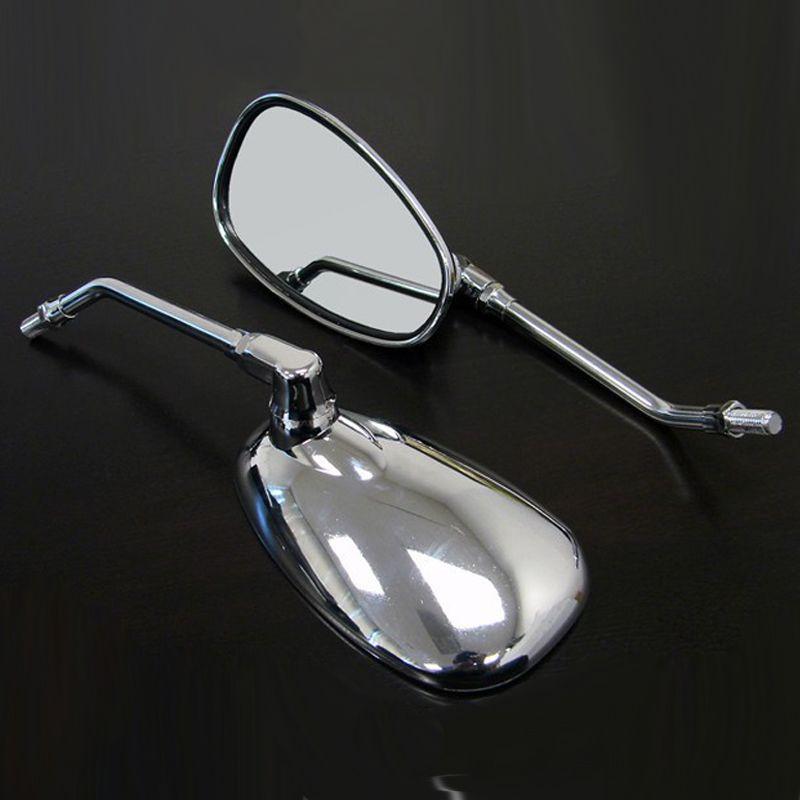 RPMMOTOR For YAMAHA Vmax Virago 535 V-Star 650 1100 1300 Warrior Royal Star Side Mirrors Motorcycle Rear view mirrors