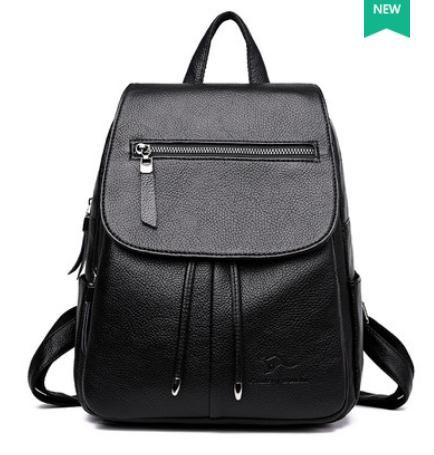 2018 Amaise new arrival black women luxury designr bag female lady bag backpack double bag EGT0367