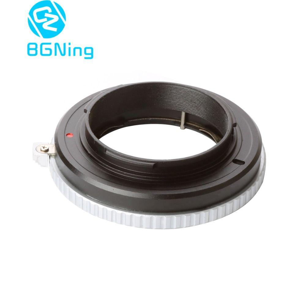 BGNING Kamera Objektiv Adapter Ring für Contax CY G zu für Sony NEX NEX3 NEX5 NEX 5N C3 E Montieren objektiv Adapter