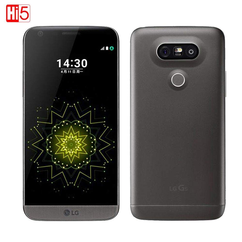 unlocked LG G5 4GB RAM 32GB ROM Display 5.3