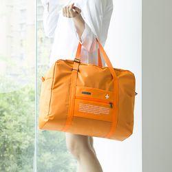 Moda bolsa de viaje impermeable de gran capacidad viaje duffle mujeres nylon plegable bolso unisex del recorrido del equipaje de los hombres al por mayor