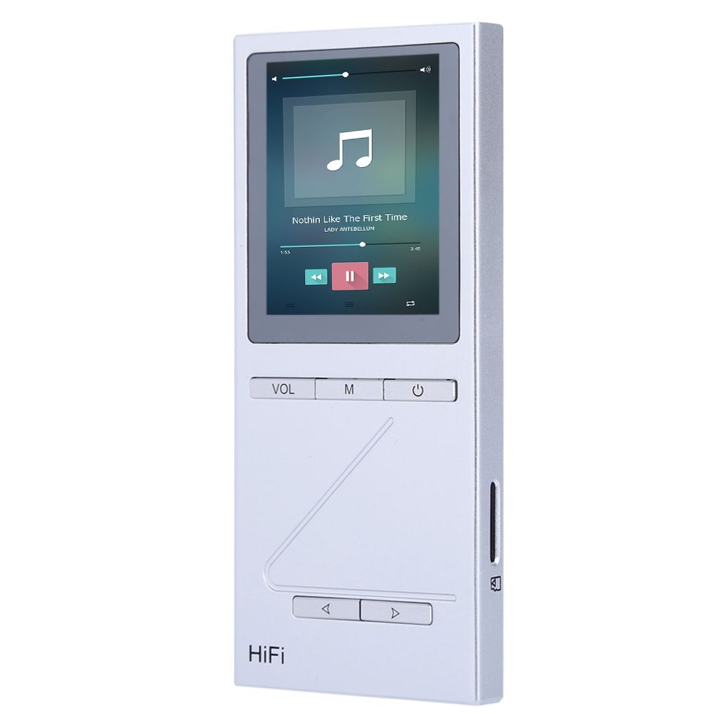 Оригинальный ONN X5 HiFi аудио-плеер MP3 ЦАП плеер с 2