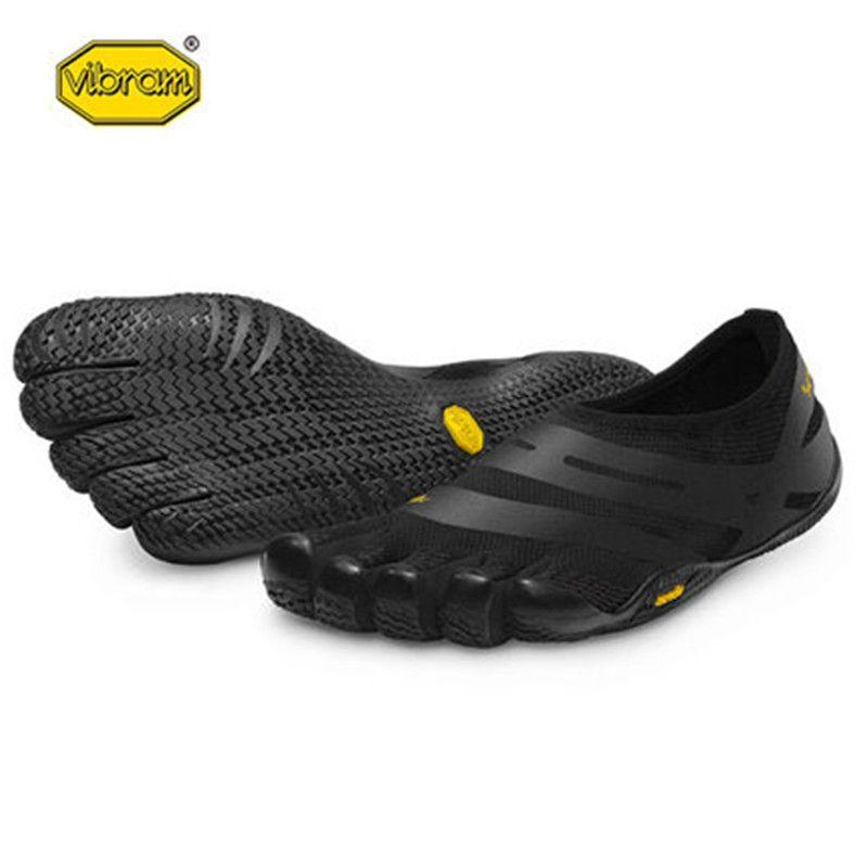 Vibram fivefingers Venta caliente diseño caucho con cinco dedos al aire libre antideslizante transpirable ligero zapatos para hombres EL-X 13 M
