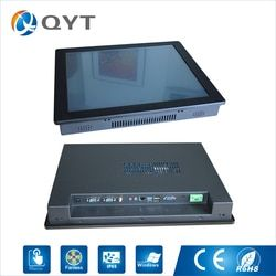 19 inch 128G SSD 8GB DDR3 Resolution 1280*1024 Intel Celeron J1900 2.0GHz Embedded All In One Lcd Touch Panel pos Terminal Pc